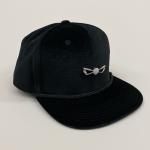 black velour front
