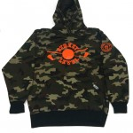 Street Level Clothing Pro Club Camouflage Hoodie