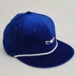 royal blue golf hat
